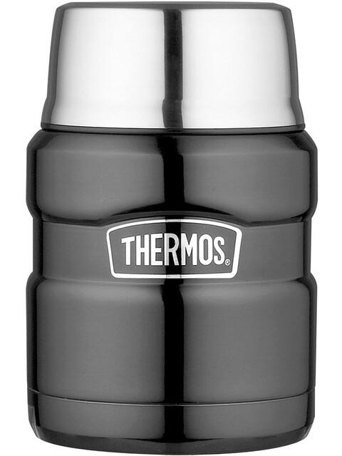Thermos King - Recipientes para bebidas - 450ml gris/Plateado